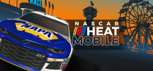 nascar heat, nascar heat mobile, racing video game, racing game, xbox racing game, ps4 racing game, mobile racing game
