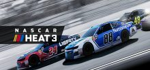 nascar heat, nascar heat 3, racing video game, racing game, xbox racing game, ps4 racing game, mobile racing game