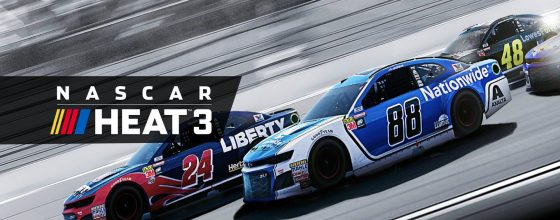 nascar heat, nascar heat 3, racing video game, racing game, xbox racing game, ps4 racing game, mobile racing game