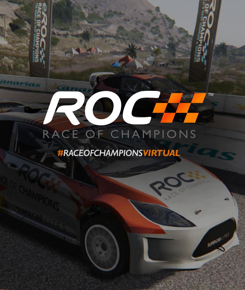 Race of Champions Virtual