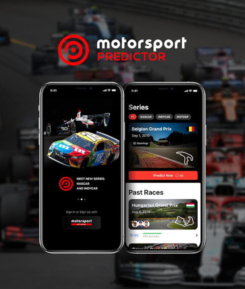 motorsport predictor