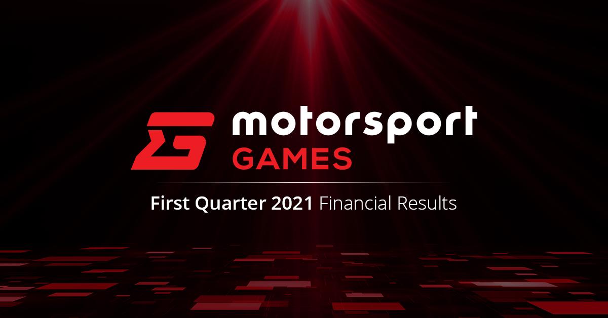 motorsport games 2021 q1